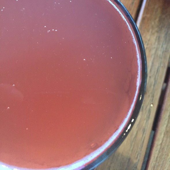 Hibiscus Kombucha @ Rebel Kitchen