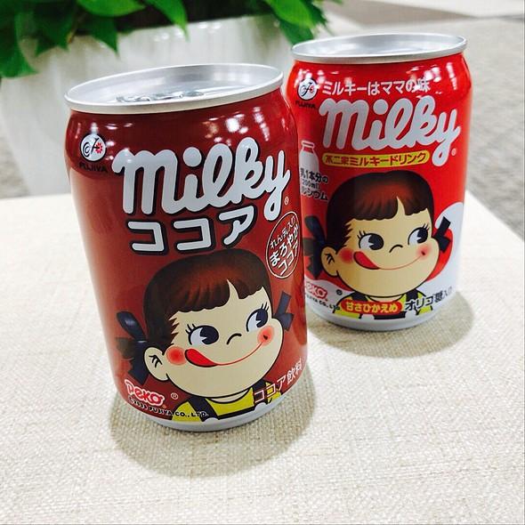 Milk & Cocoa Drink