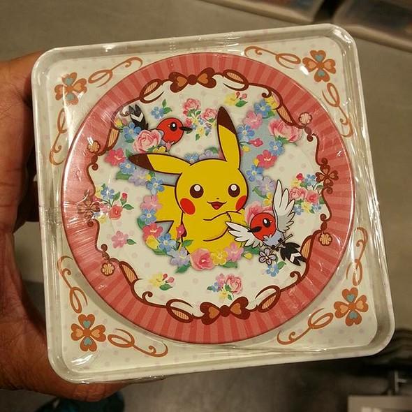 Pokemon Assorted Biscuit
