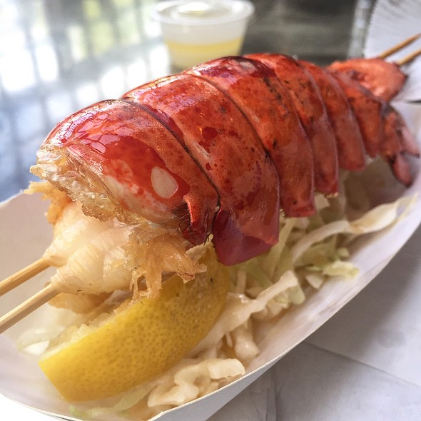 Lobster Tail @ Cousins Maine Lobster Truck