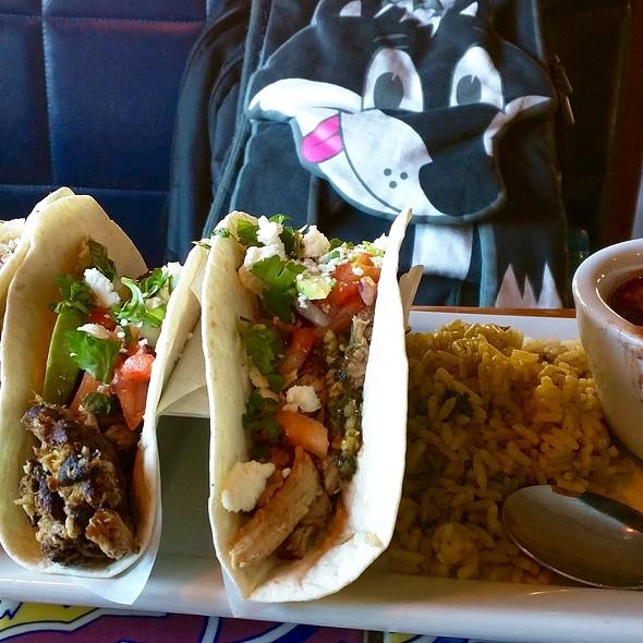 carnitas tacos @ Chili's Grill & Bar