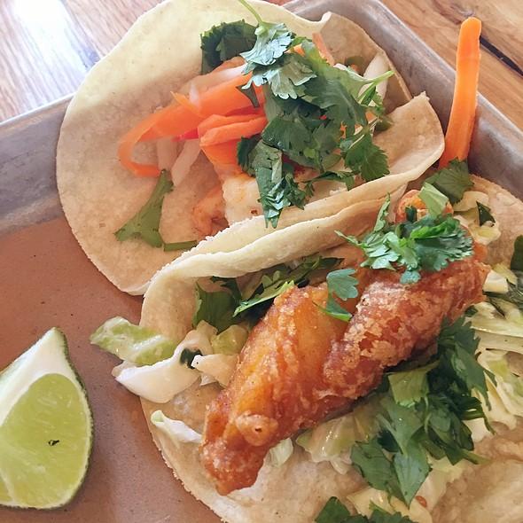 Fish Taco @ bartaco Reston