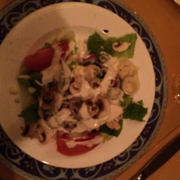 Tableside Prepared Salad @ Hugo's Cellar