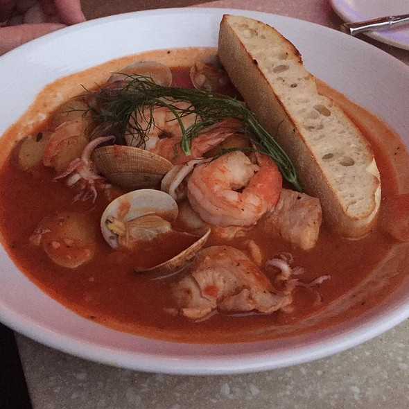 Fishermans Seafood Stew @ Rays On The Bay