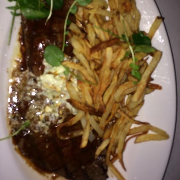 Steak Frittes Roquefort @ Mon Ami Gabi