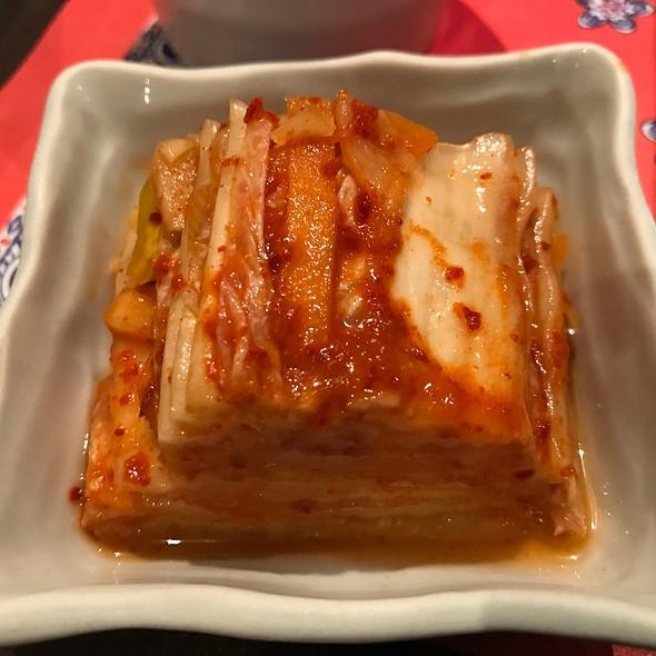 kimchi @ Khan