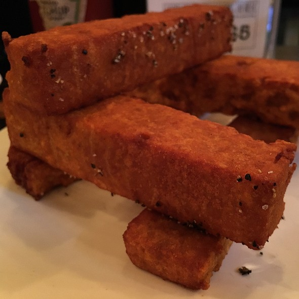 Chickpea fries @ Storm Crow Alehouse