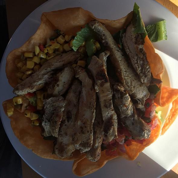 Taco Salad @ Whiskey Joe's Bar & Grill