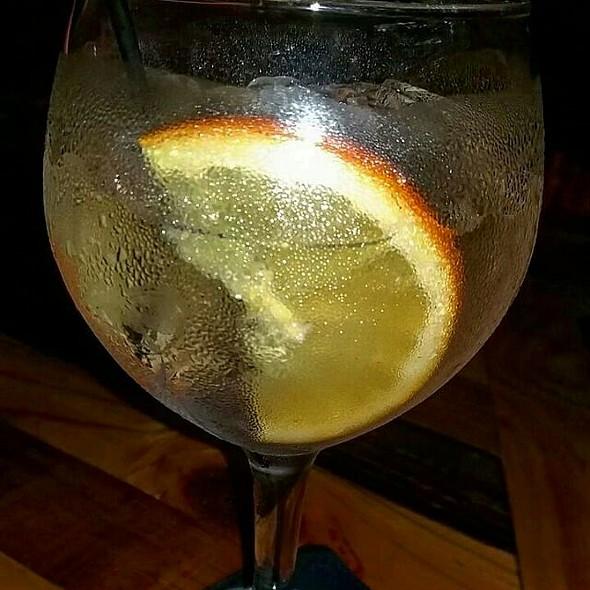 Orange Gin And Tonic