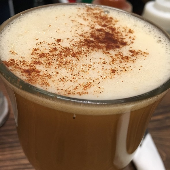Apple Cider @ Jam Cafe