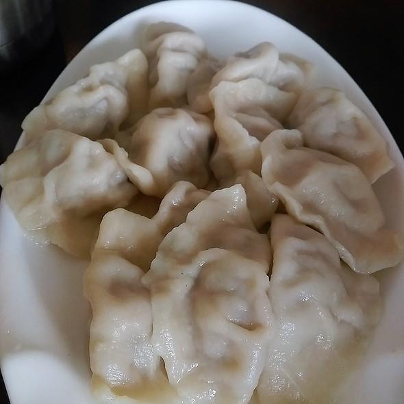 Pork And Cabbage Dumplings
