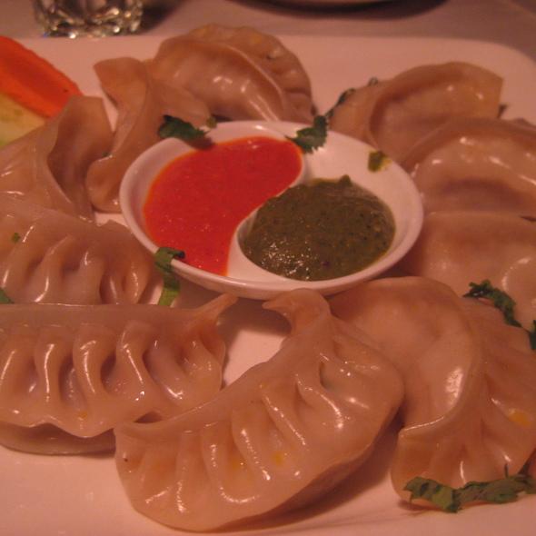 Momos @ Himalayan Heritage Restaurant