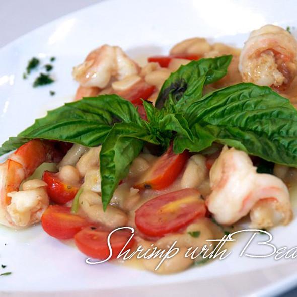 Shrimp Fagioli