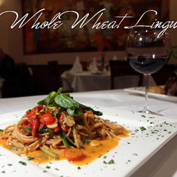 Whole Wheat Linguinie