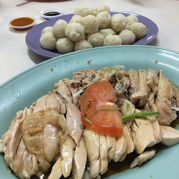 Chicken Rice @ HUANG CHANG CHICKEN RICE RESTAURANT