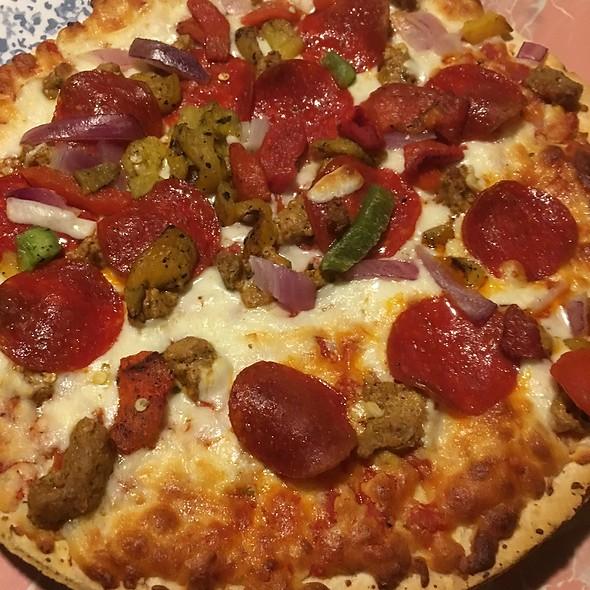 Supreme Pizza @ Home