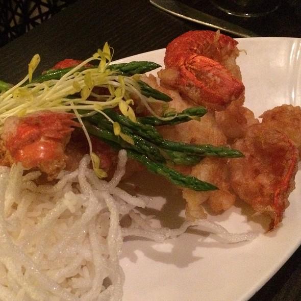Lobster Tempura @ Ko Restaurant at the Fairmont
