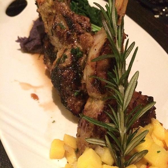 Lamb @ Ko Restaurant at the Fairmont