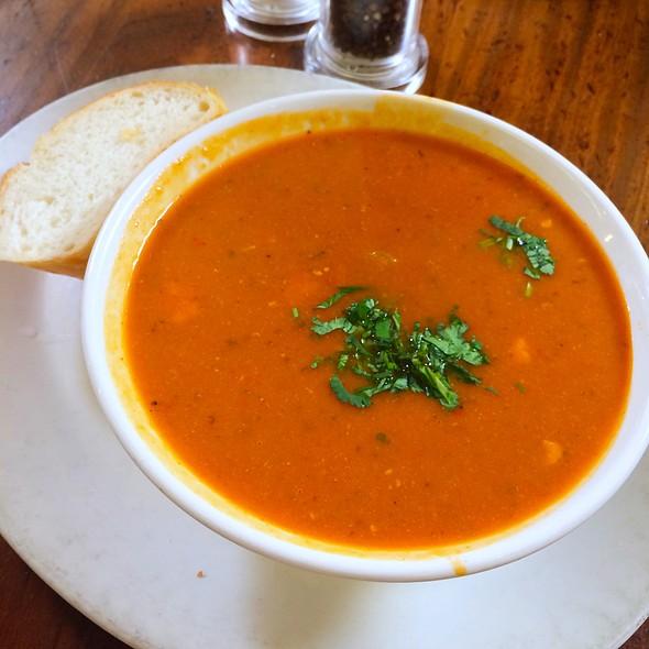 Mexican Chicken Tortilla Soup @ Urban Bistro