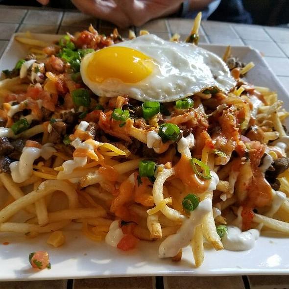 Korean Cali Fries @ Belly Uptown