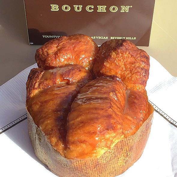 Monkey Bread @ Bouchon Bistro