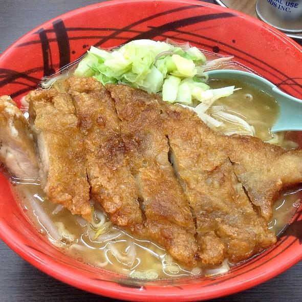 Sanzokuyaki Ramen