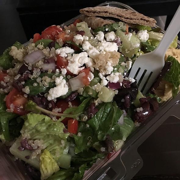 Greek Goddess Salad @ Salad Box