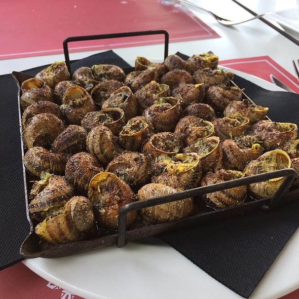 Cargols A La Llauna @ Sa Cova Restaurant
