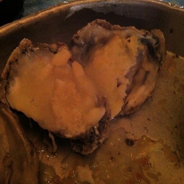 Ala-Artie Oysters @ Boss Oyster