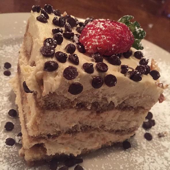 Tiramisu @ Corelli's Italian Cafe