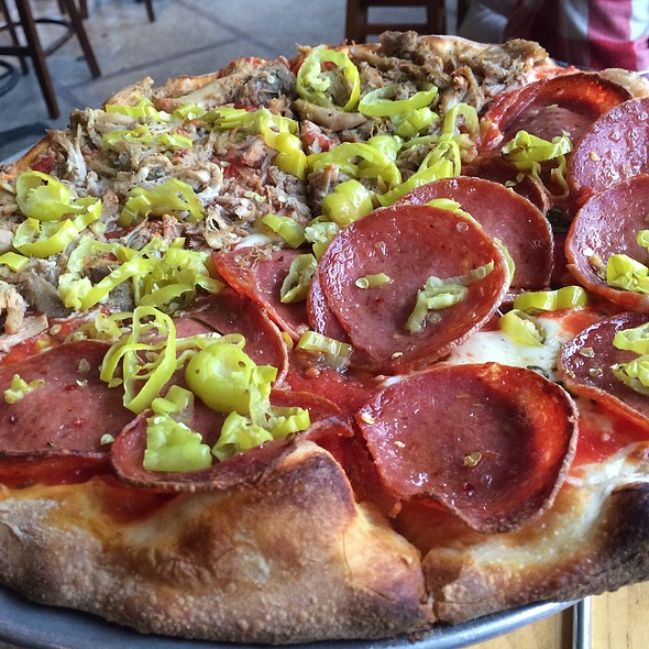 Chicke/Salami & Pickled Peppers