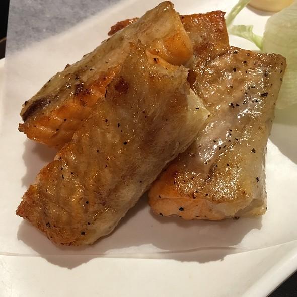 Fatty Salmon Belly @ nikkyu japanese restaurant