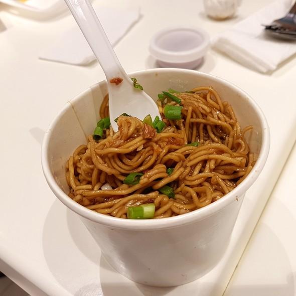 Garlic Noodles @ Bun Appetit
