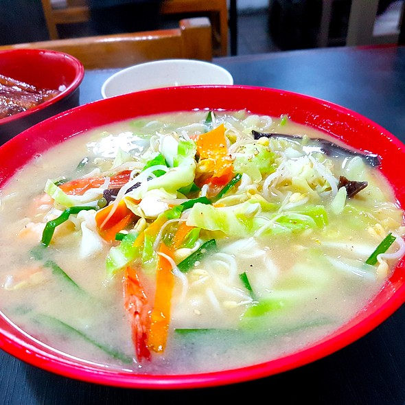 Seafood Tan Men @ Yamazaki Bento