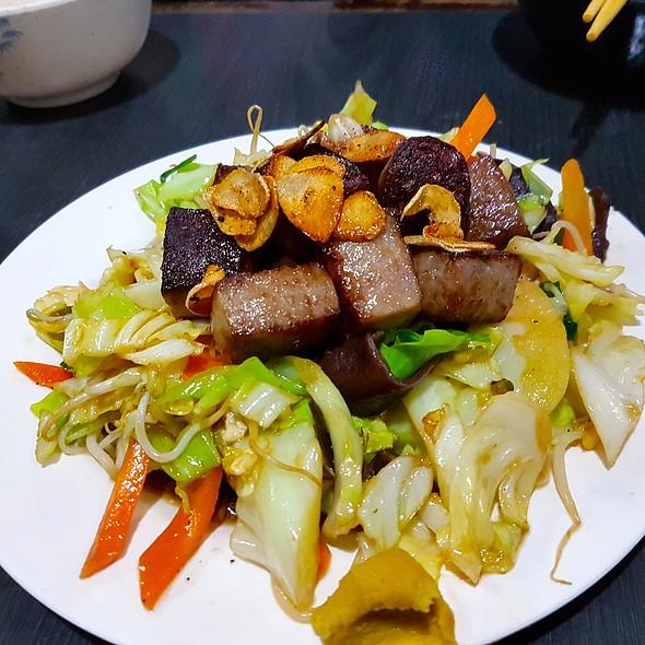 Saikoro Steak @ Yamazaki Bento
