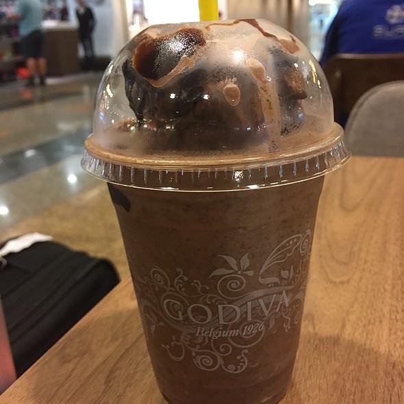 Dark Chocolate Decadence @ godiva chocolatier cafe, pavilion kl