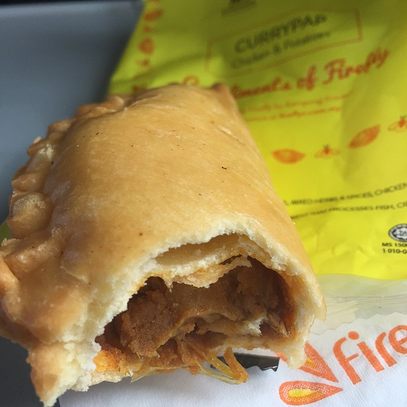 Chickenpap @ Firefly Airlines HQ