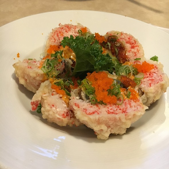 Crab Balls @ Maru Sushi