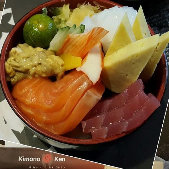 Chirashi @ Kimono Ken