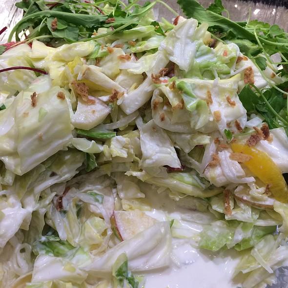 Cabbage Yogurt Salad