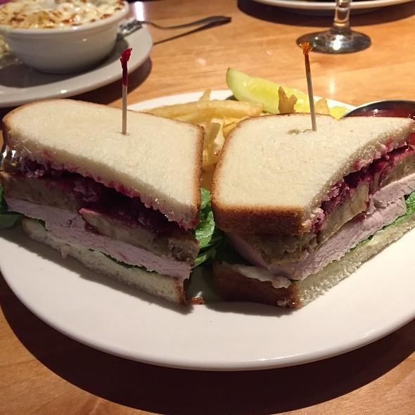 The Pilgrim Sandwich @ Chandler's Restaurant