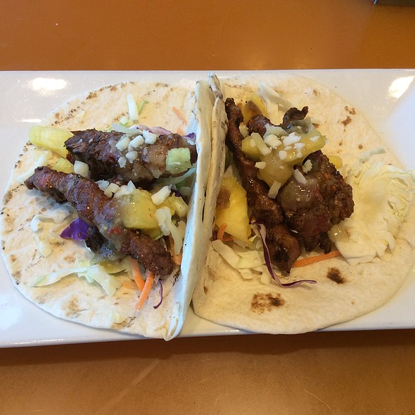 Grilled Ribeye Tacos