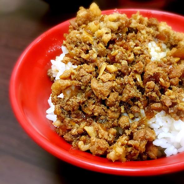 馬來西亞肉碎飯 @ 萬得富爸爸肉骨茶