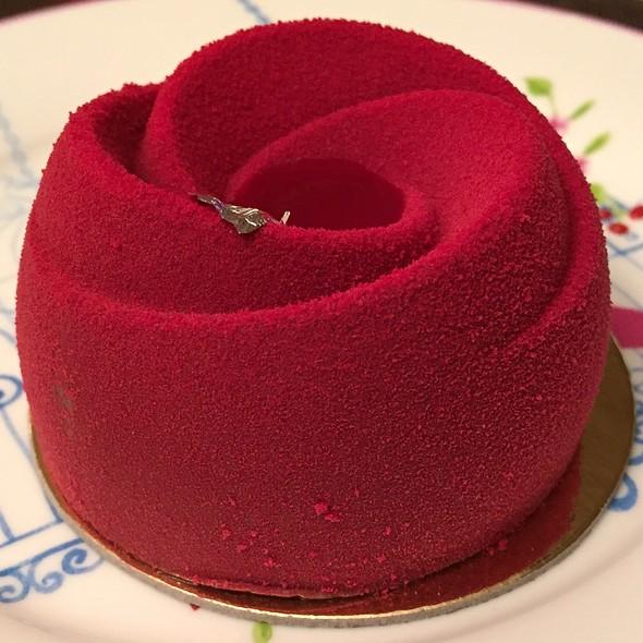 Raspberry Delice