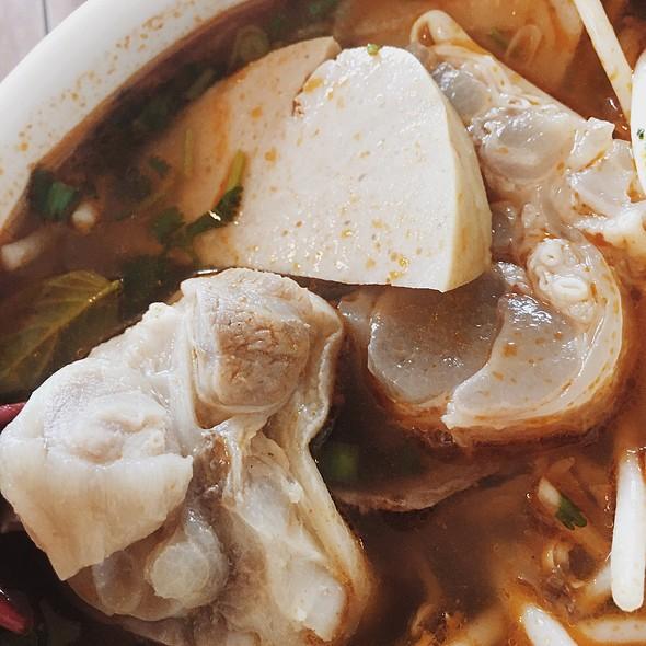 Bún Bò Huê' - Meats