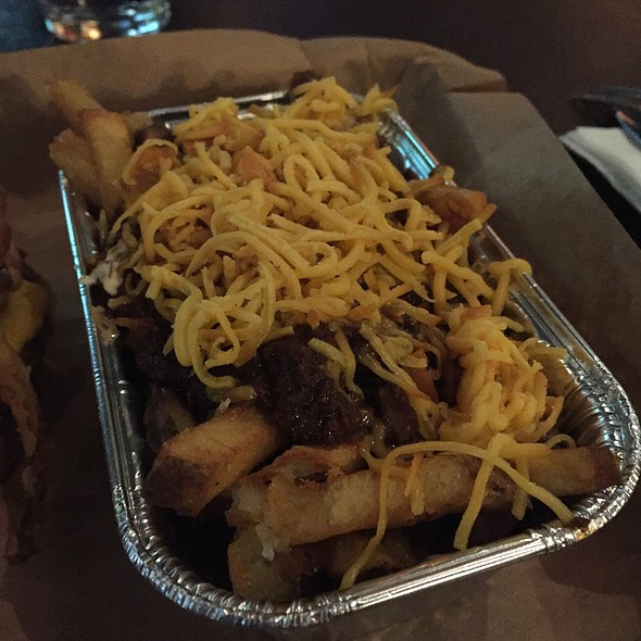 Queen City Style Fries