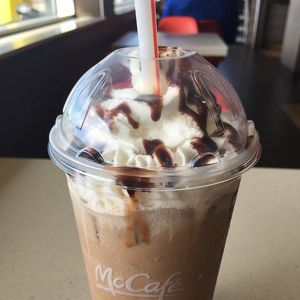 Peppermint Mocha Iced Coffee
