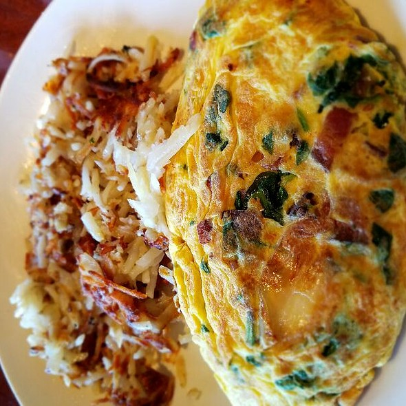 Rutherford Omelettes