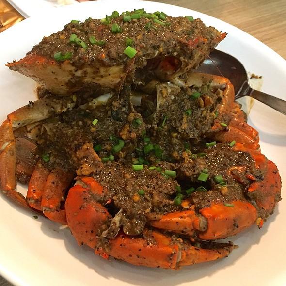 White Pepper Crab