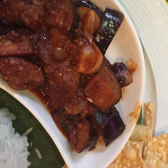 Eggplant @ Seri Mutiara
